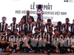 Juventus academy to train young Vietnamese footballers