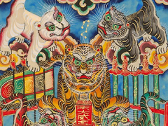 Workshop features Hàng Trống folk paintings