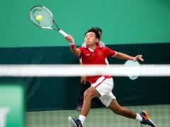 Nam enters quarter-finals of Sweden F5 Futures
