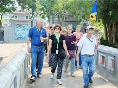 Vietnamese tour guides will be ranked with stars