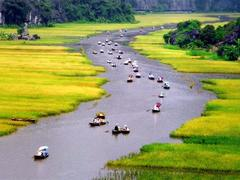 Ninh Bình offers ideal vacations