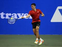Nam falls in Sweden F5 Futures quarter-finals