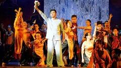 Cải lương play on President Hồ Chí Minh staged