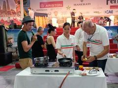 Food fest to fill up Hà Nội with Italian flavours