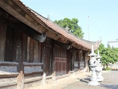 Hải Dương temple waits for restoration