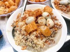Have a bite of nostalgia with cháo sườn