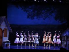 Classical ballet Giselle to be restaged at Opera House