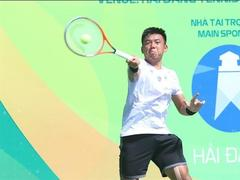 Nam set new record for Vietnamese tennis