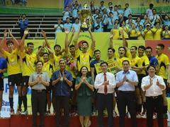 Sanest Khánh Hòa win the PV – Cà Mau Protein Cup 2018