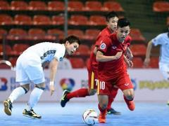 Việt Nam beat Brunei at AFF Futsal Championship