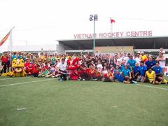Việt Nam Hockey Festival to start in Long An