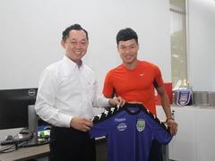 HAGL's Triều to go on loan to Bình Dương