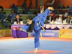Việt Nam martial artists win big at Asian Vovinam Champs 2018