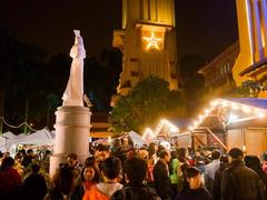 Cửa Bắc Church hosts Christmas market and concert