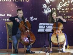 Cello Fundamento Concert to gather international artists