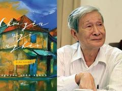 Hà Nội writer wins Lifetime Literature Award