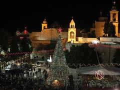 Christmas - a reason for joy in Palestine
