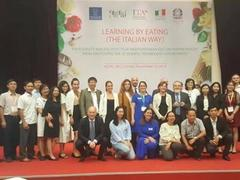 Italian Cuisine Week celebrated in HCM City