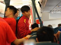 AFF Cup: Việt Nam team returns home for next match