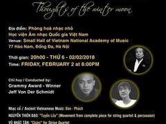 Concert features Vietnamese classics