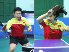 As happy as Vietnamese junior table tennis team