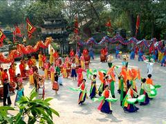Festival dedicated to Mountain God listed as national heritage