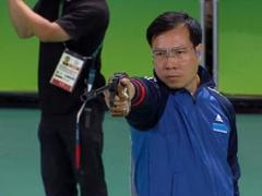 Vinh is world No 2 in 10m air pistol shooting