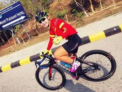 Mai wins bronze at Asian cycling event