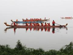Hà Nội Dragon Boat Race festival