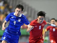 VN to meet Thailand at AFF futsal event