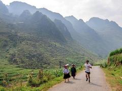 Hà Giang international marathon in April