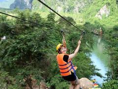 Quảng Bình plans zipline