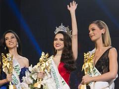 Vietnamese trans woman crowned Miss International Queen