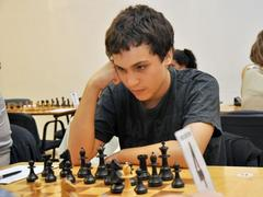 Pichot Alan tops Masters category of Int'l open chess