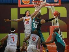 Saigon Heat beat Westports Malaysia Dragons at ABL