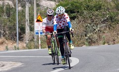 Lee wins fifth stage, Mai still in lead