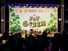 Hà Nội 'goes green' on St Patrick's Day