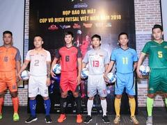 Việt Nam Futsal League to begin on March 31