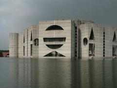 Bangladesh: A country marching ahead towards development