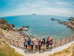 Bình Định, neighbours cooperate on tourism
