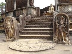 Sri Lanka - A destination for Buddhist Heritage Tourism