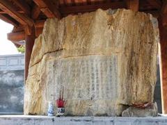 Two stelae named national treasures