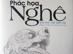 Scholars study nghê, ancient sacred animal