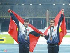 Việt Nam wins 4 golds in Singapore Athletics Open