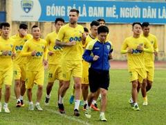 Thanh Hóa focus on local league