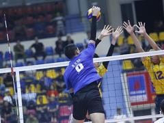 HCM City beat Ninh Bình at volleyball event