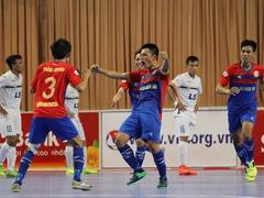 Việt Nam in Group B of futsal club championship