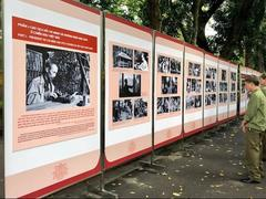 Exhibition reveals simple but great life of President Hồ