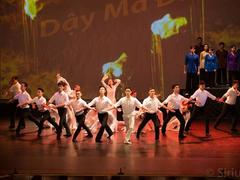 Dance and music show celebrate President Hồ Chí Minh's birthday