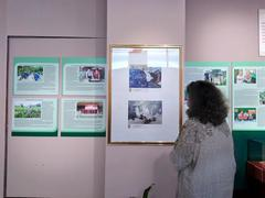 Exhibition honours followers of President Hồ
